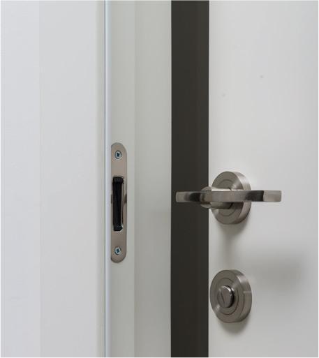 ידית דלת נסתרות